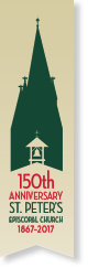 150th Anniversary - St. Peter's Episcopal Church - 1867-2017