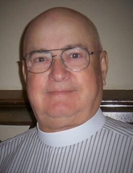 The Rev. Kenneth Perry